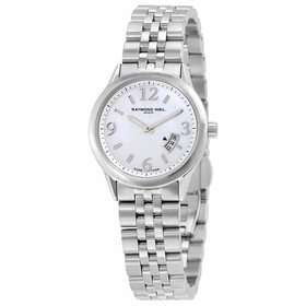 Raymond Weil 5670-ST-05907 Freelancer Ladies Quartz Watch