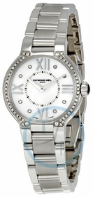 Raymond Weil 5927-STS-00995 Noemia Ladies Quartz Watch