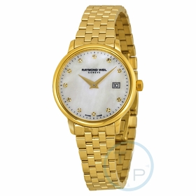 Raymond Weil 5988-P-97081 Toccata Ladies Quartz Watch