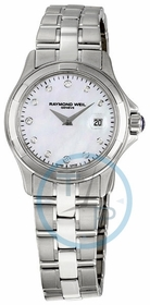 Raymond Weil 9460-ST-97081 Parsifal Ladies Quartz Watch