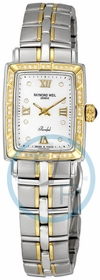 Raymond Weil 9740-STS-00995 Parsifal Ladies Quartz Watch