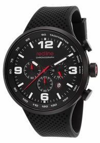 Red Line RL-50057-BB-01-RDA APEX12 Mens Chronograph Quartz Watch