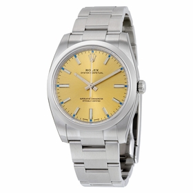 Rolex 114200CSO Oyster Perpetual 34 Mens Automatic Watch