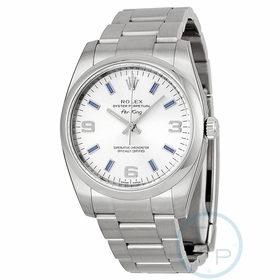Rolex 114200SABLSO Oyster Perpetual 34 Mens Automatic Watch