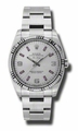 Rolex 114234SAPSO Air-King Mens Self Winding Watch