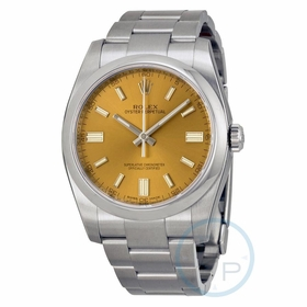 Rolex 116000 Oyster Perpetual 36 Mens Automatic Watch