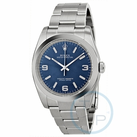Rolex 116000BLASO Oyster Perpetual 36 Mens Automatic Watch