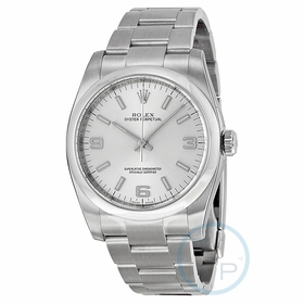Rolex 116000SASO Oyster Perpetual 36 Mens Automatic Watch