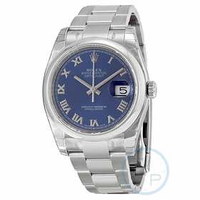 Rolex 116200 Datejust 36 Mens Automatic Watch