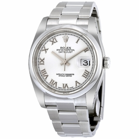 Rolex 116200-WRO Datejust 36 Mens Automatic Watch