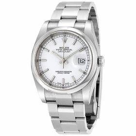 Rolex 116200-WSO Datejust 36 Mens Automatic Watch