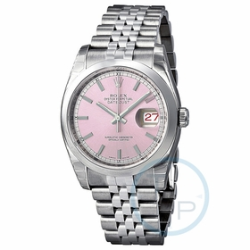 Rolex 116200PSJ Datejust 36 Mens Automatic Watch