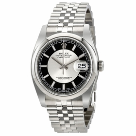 Rolex 116200SBKSJ Datejust Mens Automatic Watch