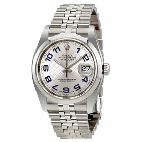 Rolex 116200SBLAJ Datejust 36 Mens Automatic Watch