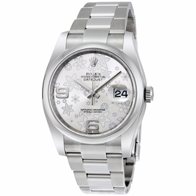 Rolex 116200SFAO Datejust 36 Ladies Automatic Watch