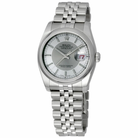 Rolex 116200SRSJ Datejust 36 Mens Automatic Watch