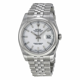 Rolex 116200WSJ Datejust 36 Mens Automatic Watch