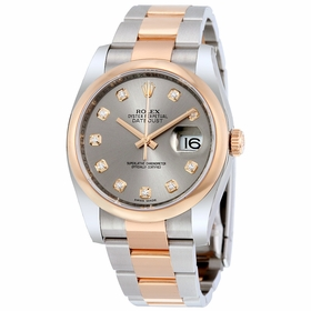 Rolex 116201GYDO Datejust 36 Mens Automatic Watch