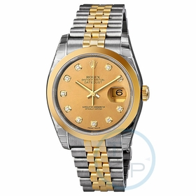 Rolex 116203CDJ Datejust 36 Mens Automatic Watch