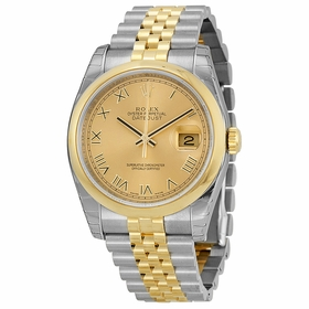 Rolex 116203CRJ Datejust 36 Mens Automatic Watch