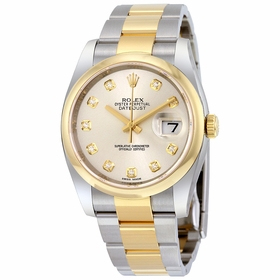 Rolex 116203SDO Datejust 36 Ladies Automatic Watch