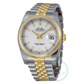 Rolex 116203WSJ Datejust 36 Mens Automatic Watch