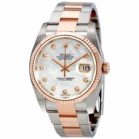 Rolex 116231MDO Datejust 36 Mens Automatic Watch