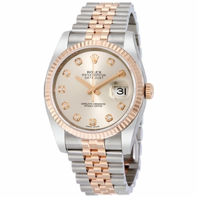 Rolex 116231SDJ Datejust 36 Mens Automatic Watch