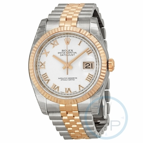 Rolex 116231WRJ Oyster Perpetual Datejust 36 Mens Automatic Watch