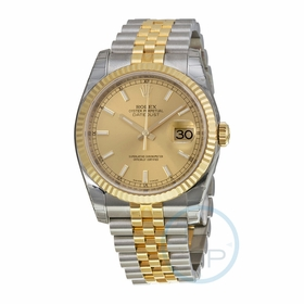 Rolex 116233-CSJ Oyster Perpetual Datejust 36 Mens Automatic Watch