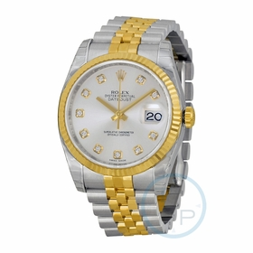 Rolex 116233-SDJ Oyster Perpetual Datejust 36 Mens Automatic Watch