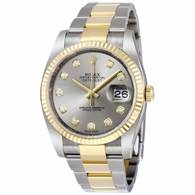 Rolex 116233GYDO Oyster Perpetual Datejust 36 Mens Automatic Watch