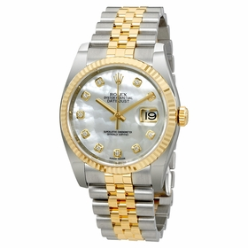 Rolex 116233MDJ Oyster Perpetual Datejust 36 Mens Automatic Watch