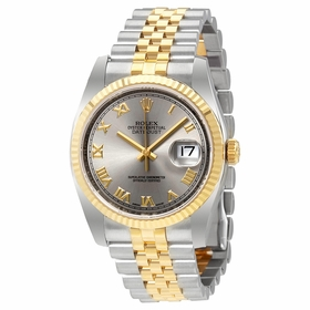 Rolex 116233RRJ Datejust Mens Automatic Watch