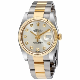 Rolex 116233SDO Oyster Perpetual Datejust 36 Mens Automatic Watch