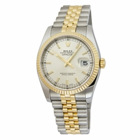 Rolex 116233SSJ Oyster Perpetual Datejust 36 Mens Automatic Watch