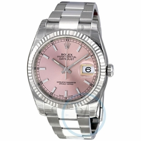 Rolex 116234PSO Oyster Perpetual Datejust 36 Mens Automatic Watch
