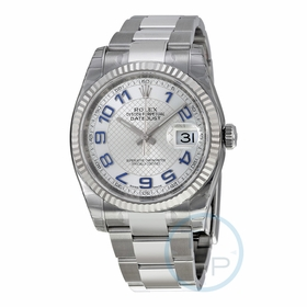 Rolex 116234SBLAO Oyster Perpetual Datejust 36 Mens Automatic Watch