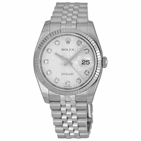 Rolex 116234SJDJ Oyster Perpetual 36 Mens Automatic Watch