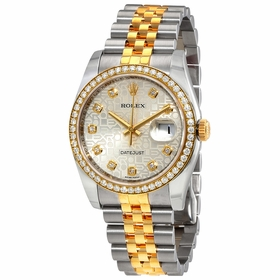 Rolex 116243SJDJ Datejust Ladies Automatic Watch