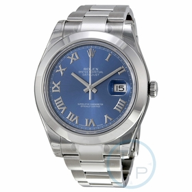 Rolex 116300 Datejust II Mens Automatic Watch