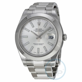 Rolex 116300SSO Datejust II Mens Automatic Watch