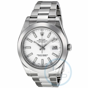 Rolex 116300WSO Datejust II Mens Automatic Watch