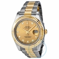 Rolex 116333CDO Datejust II Mens Automatic Watch