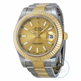 Rolex 116333CSO Datejust II Mens Automatic Watch