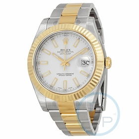Rolex 116333ISO Datejust II Mens Automatic Watch