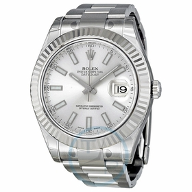 Rolex 116334 Datejust II Mens Automatic Watch
