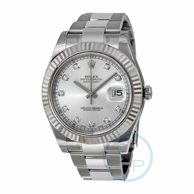 Rolex 116334SDO Datejust II Mens Automatic Watch