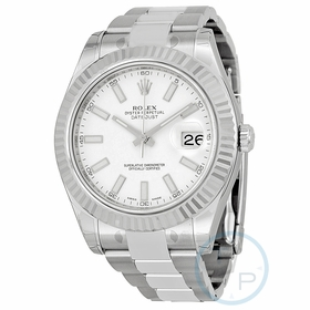 Rolex 116334WSO Datejust II Mens Automatic Watch