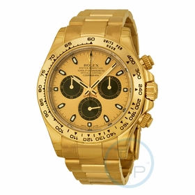 Rolex 116505BKSO Cosmograph Daytona Mens Chronograph Automatic Watch